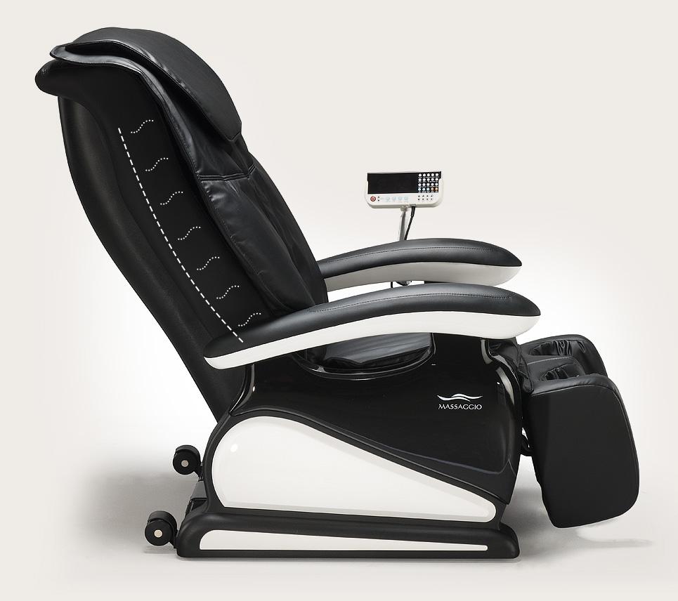 Fotel masujący Massaggio Bello - ogrzewanie IR