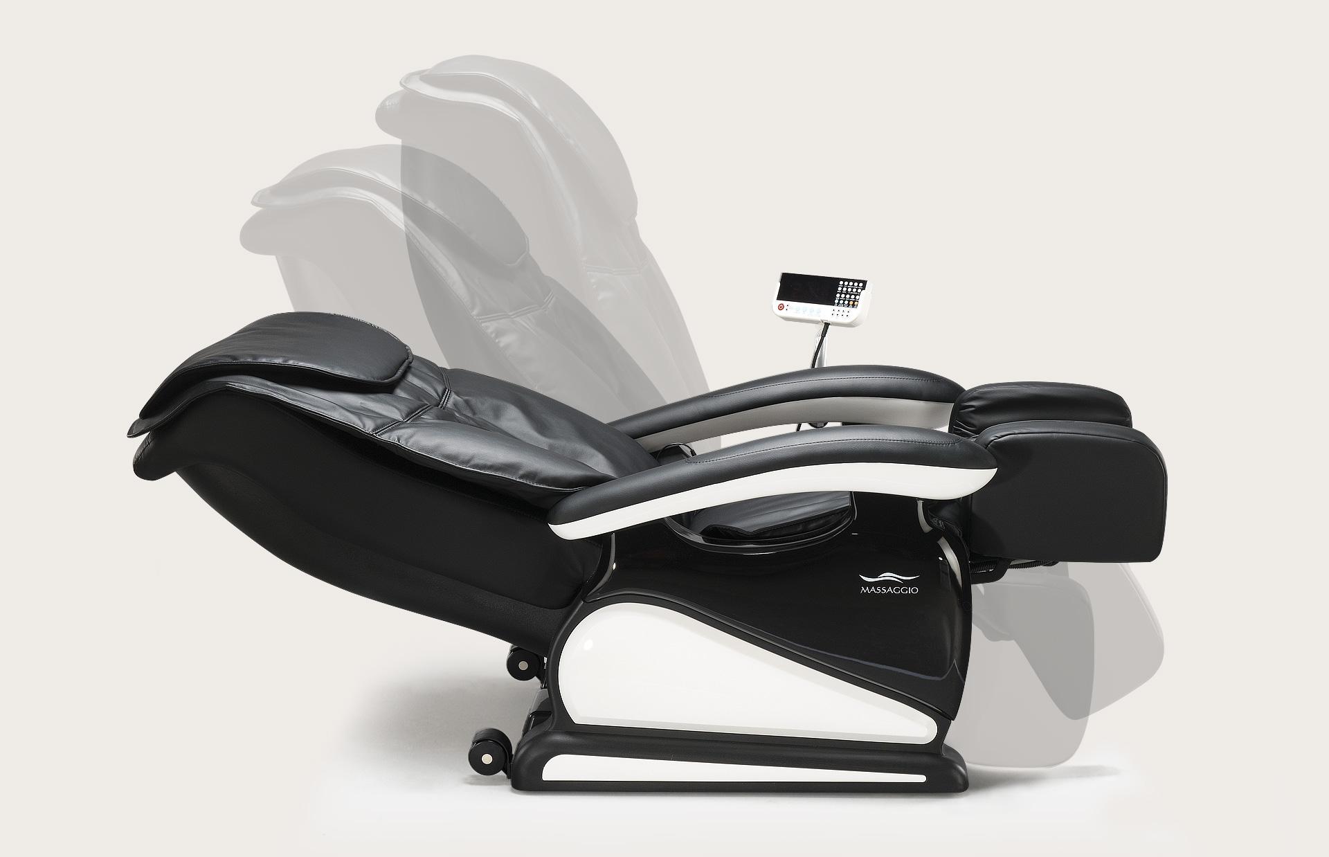 Fotel do masażu Massaggio Bello - automatyczne rozkładanie