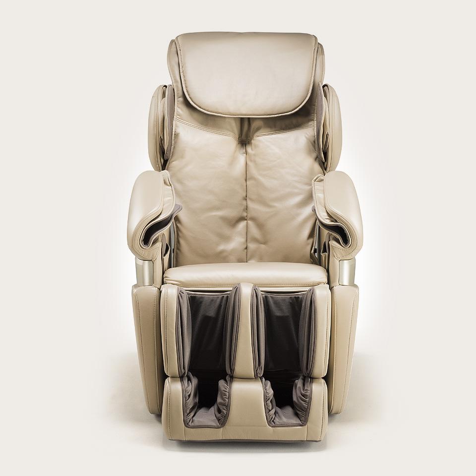 Fotel masujący Massaggio Conveniente - widok z przodu
