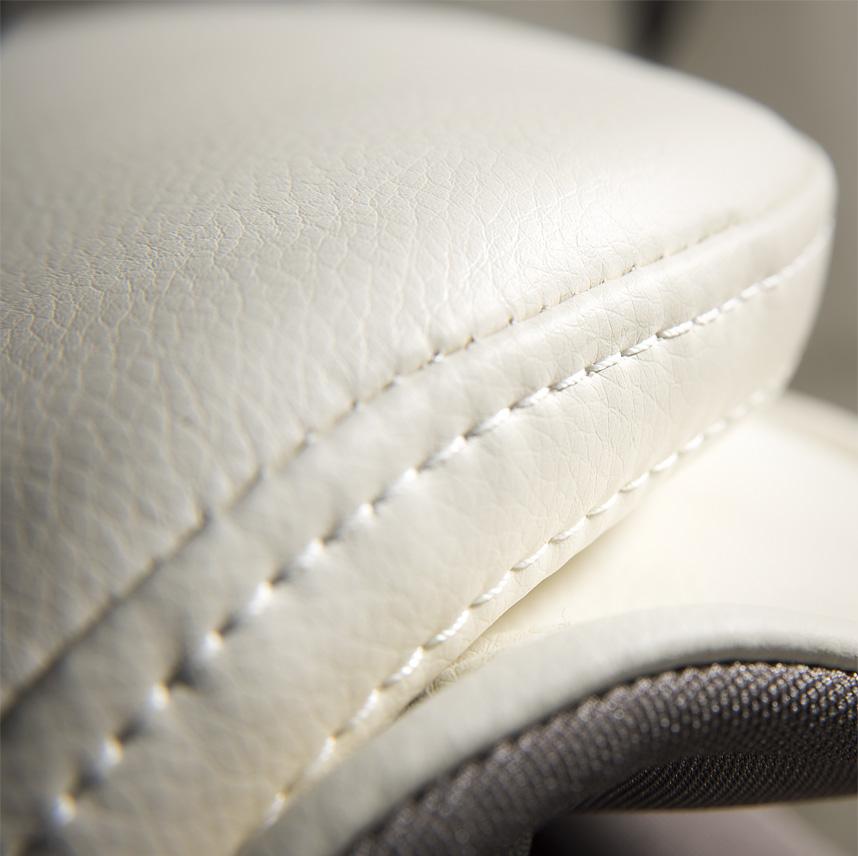 Fotel masujący Massaggio Esclusivo - jakość wykonania