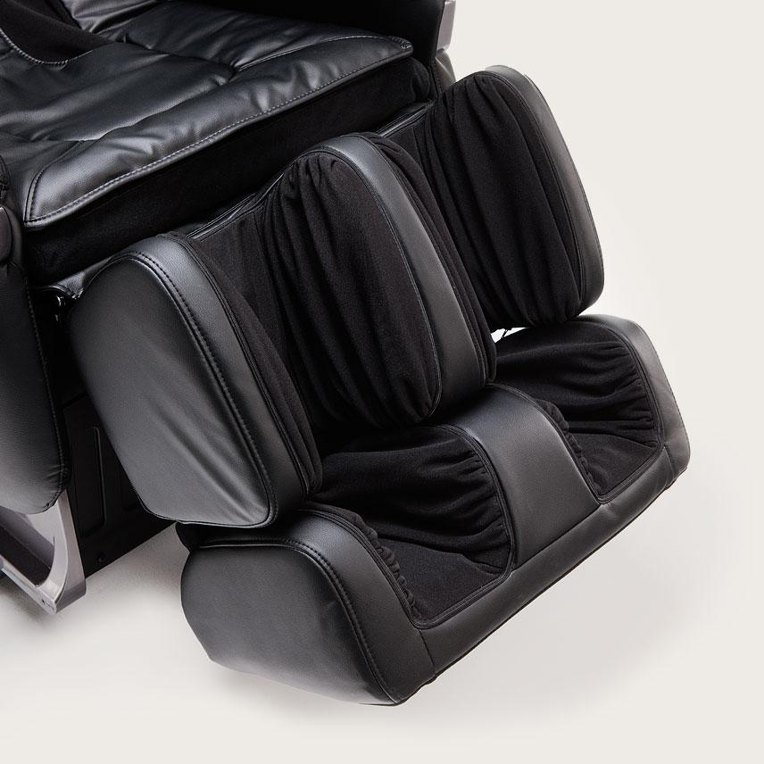 Fotel masujący Massaggio Eccellente - masaż nóg