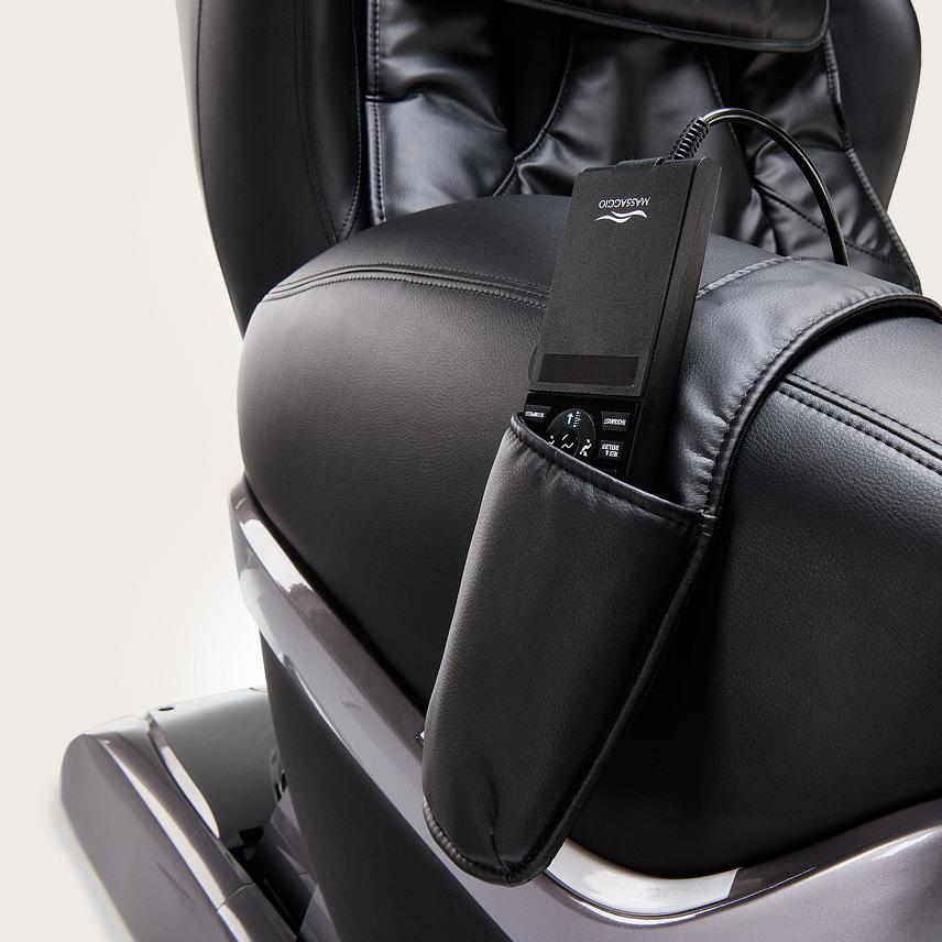 Fotel masujący Massaggio Eccellente - sterowanie