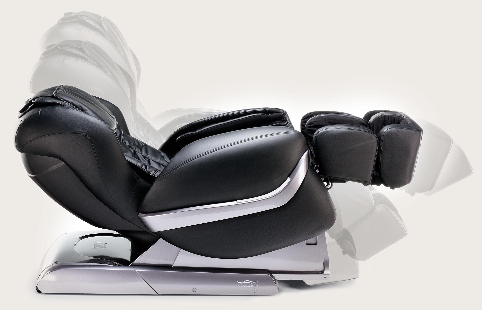 Fotel masujący Massaggio Eccellente - automatyczne rozkładanie