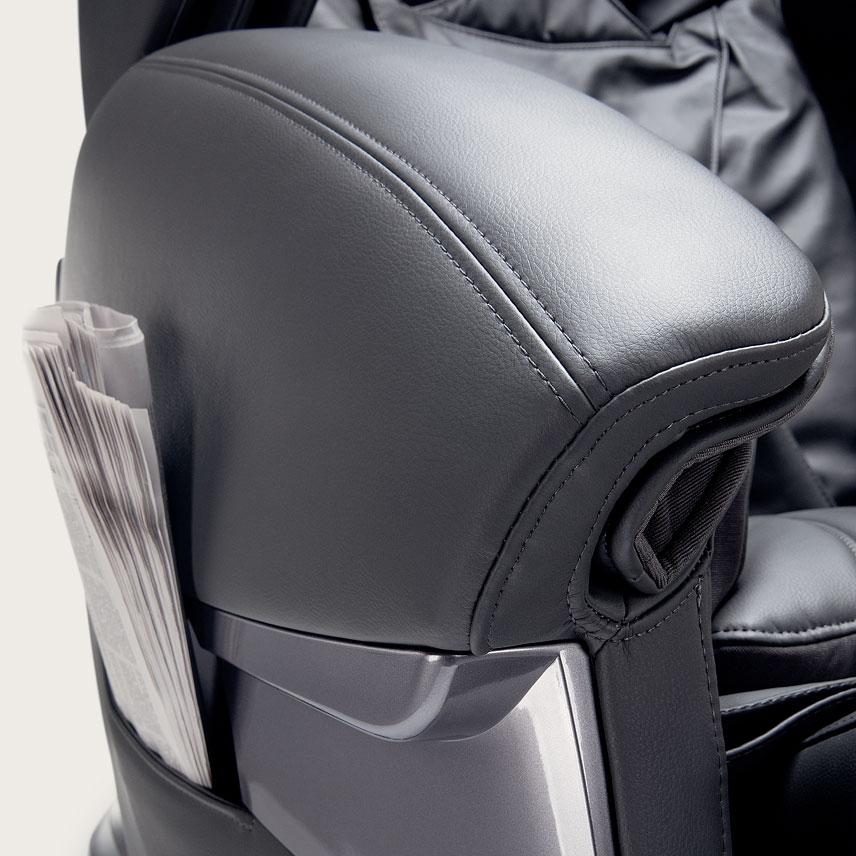 Fotel masujący Massaggio Stravagante - jakość