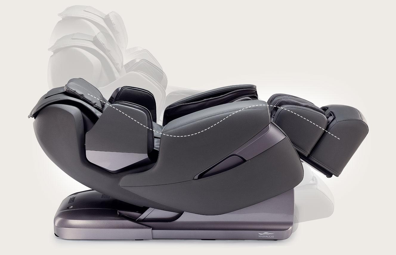 Fotel masujący Massaggio Stravagante - Zero Gravity