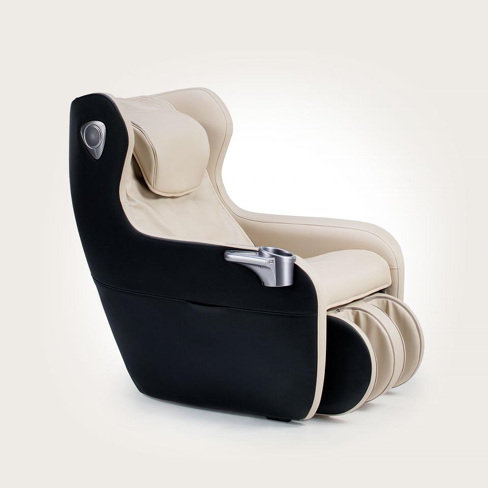 Fotel masujący Massaggio Ricco - sterowanie