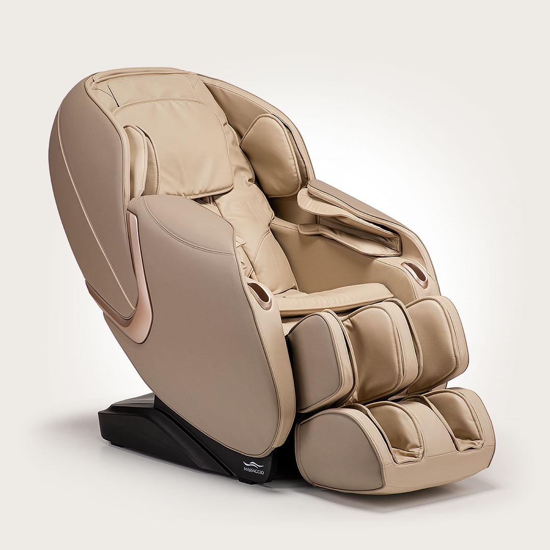 Fotel masujący Massaggio Eccellente 2 PRO - beżowy