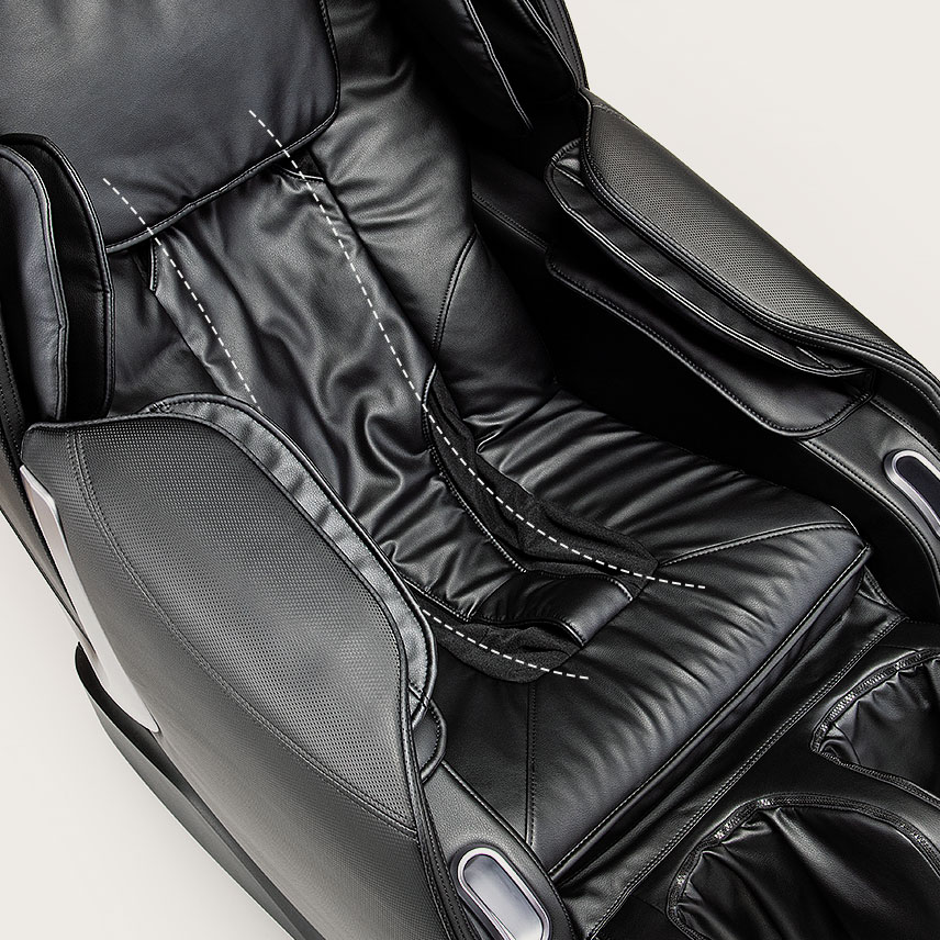 Fotel masujący Massaggio Eccellente 2 - SL-shape
