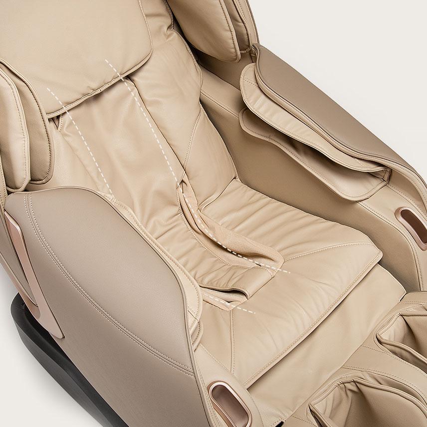 Fotel masujący Massaggio Eccellente 2 PRO - SL-shape