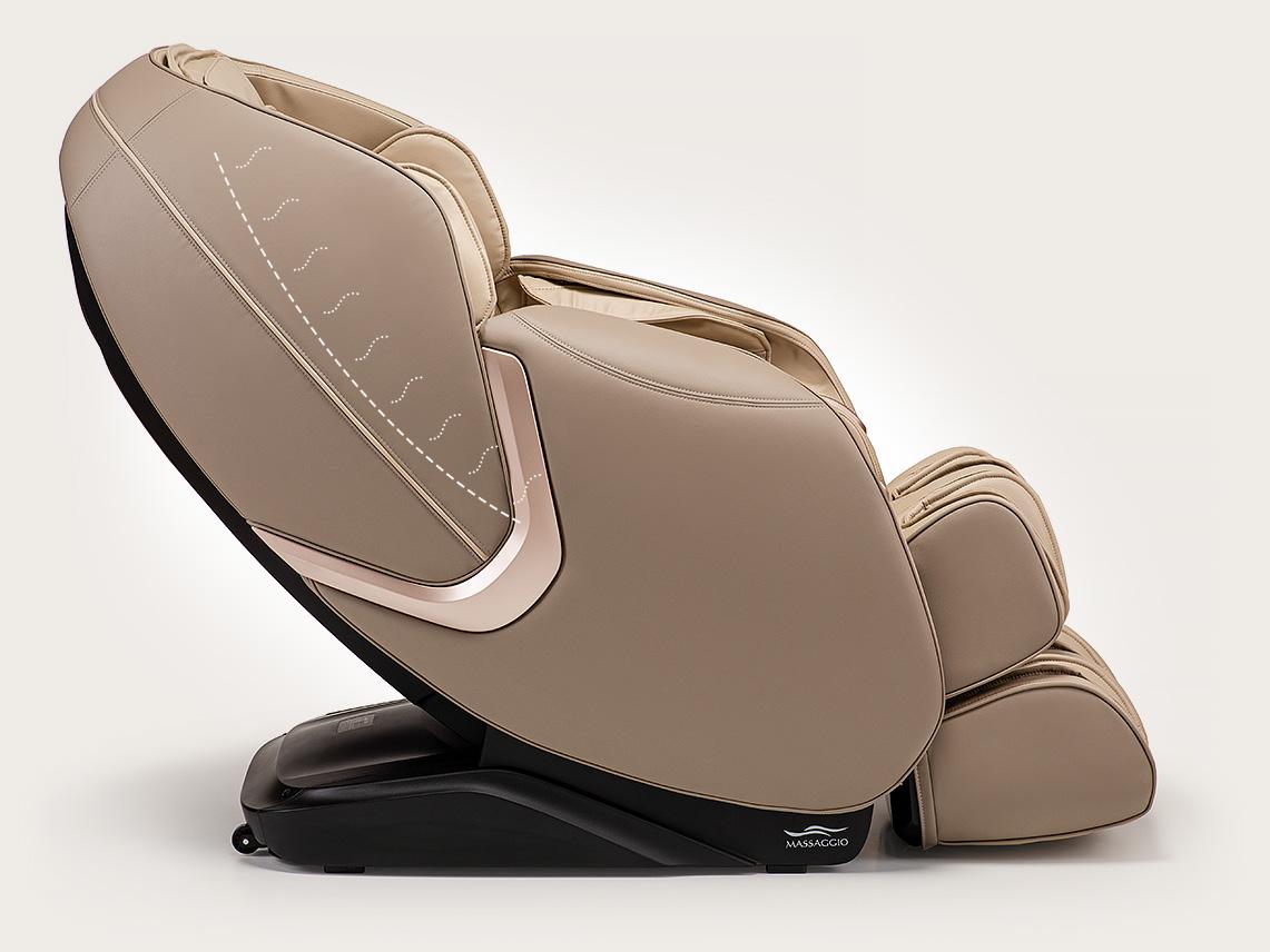 Fotel masujący Massaggio Eccellente 2 PRO - ogrzewanie