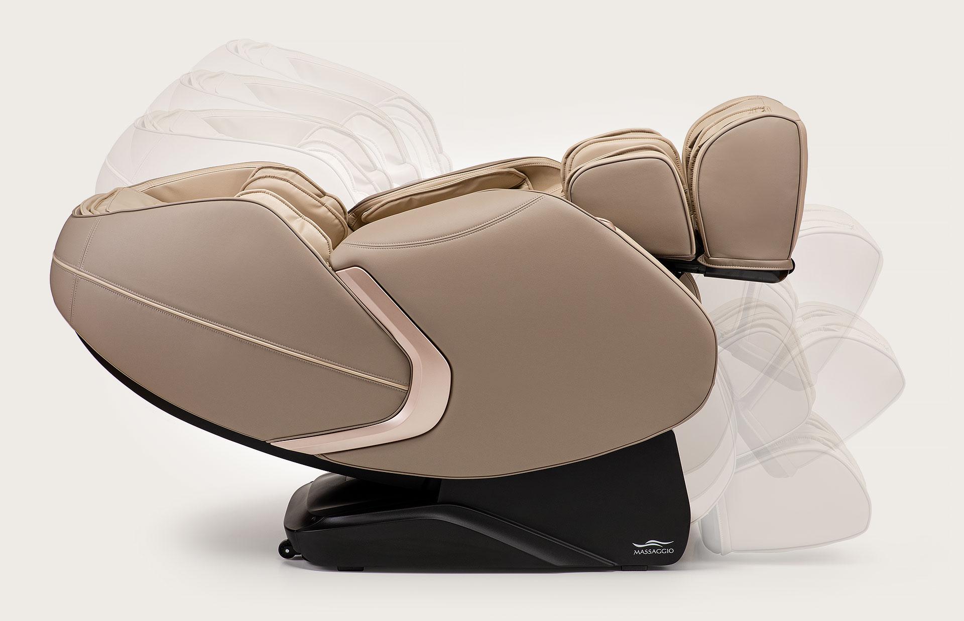 Fotel masujący Massaggio Eccellente 2 PRO - pozycje