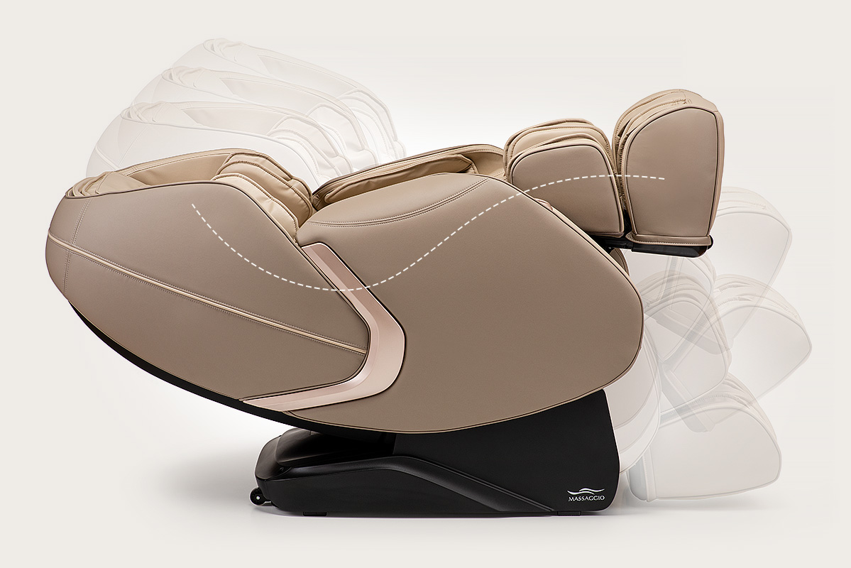 Fotel masujący Massaggio Eccellente 2 PRO - Zero Gravity