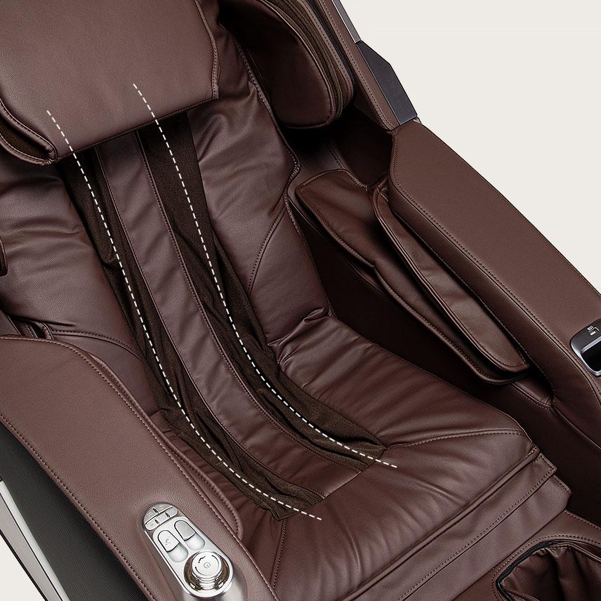Fotel masujący Massaggio Esclusivo 2 - SL-shape