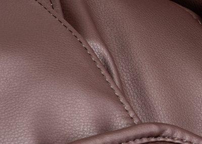Fotel masujący Massaggio Esclusivo 2 - jakość wykonania