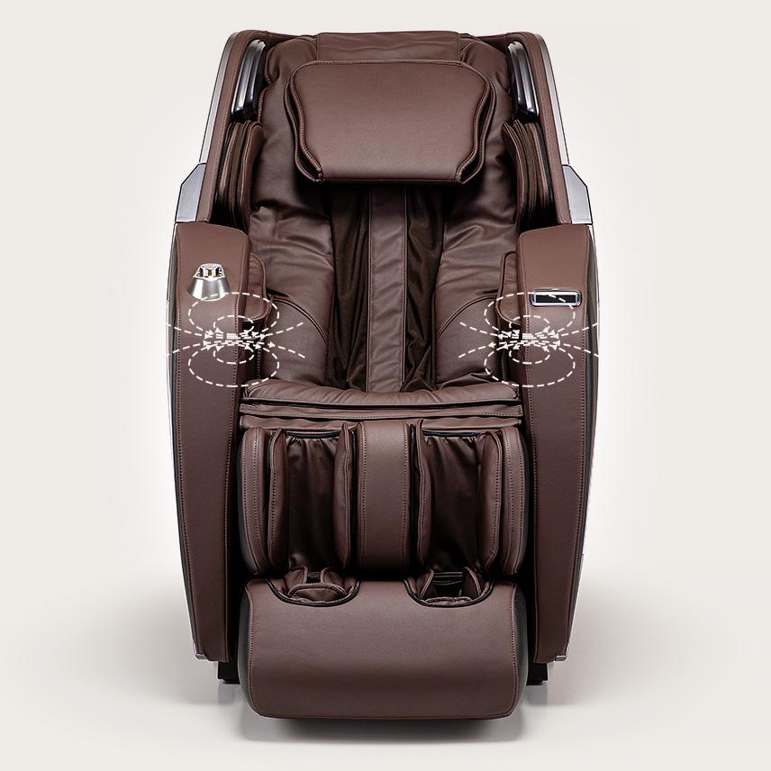 Fotel masujący Massaggio Esclusivo 2 - magnetoterapia