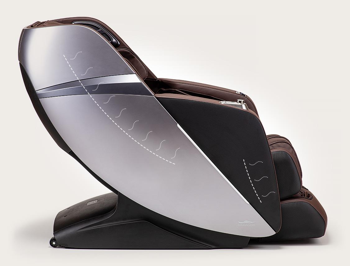 Fotel masujący Massaggio Esclusivo 2 - ogrzewanie