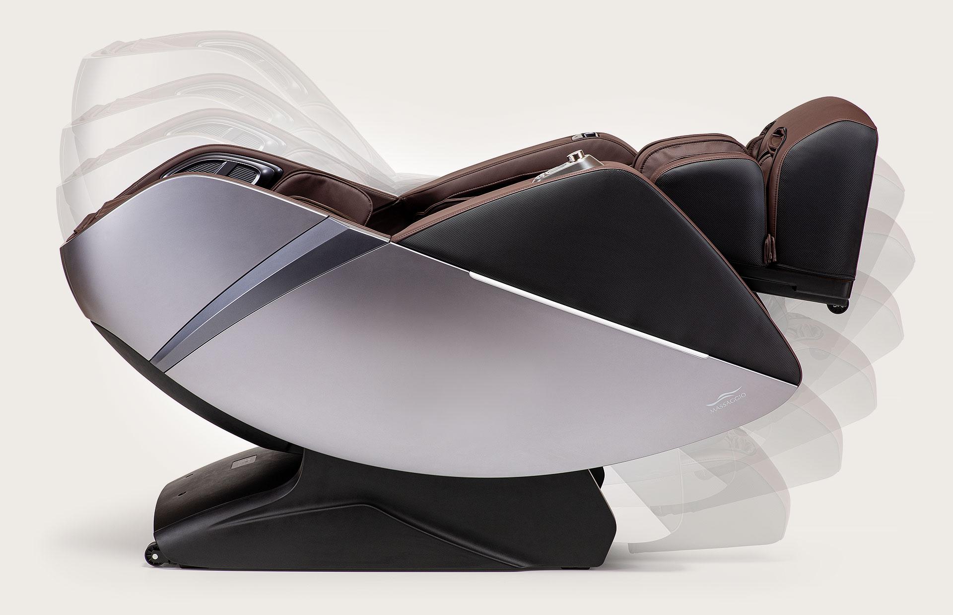 Fotel masujący Massaggio Esclusivo 2 - pozycje