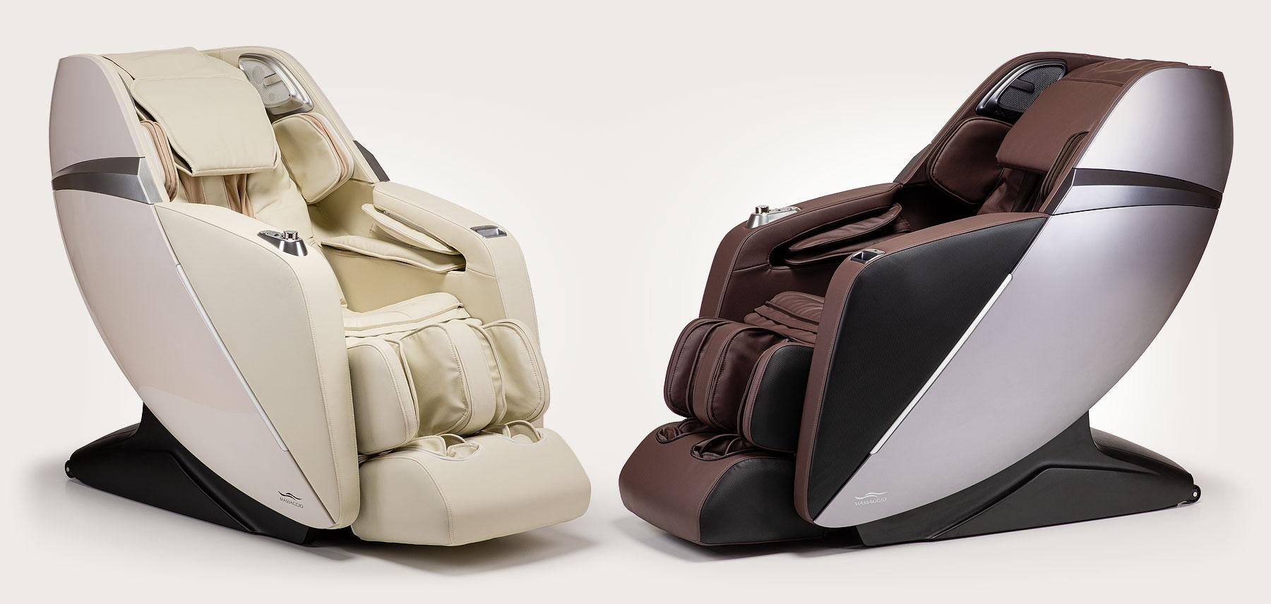 Fotel masujący Massaggio Esclusivo 2 - kolory