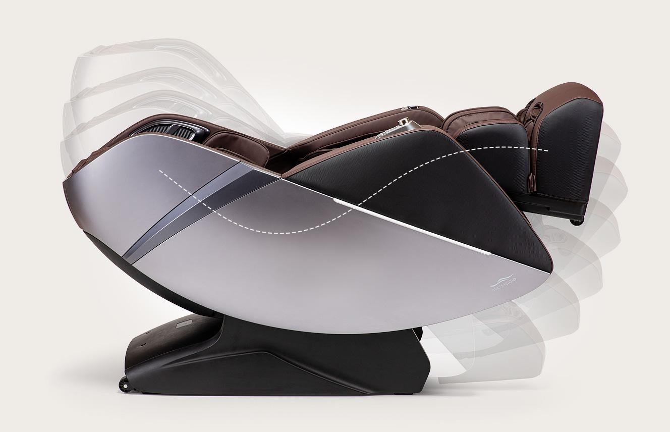 Fotel masujący Massaggio Esclusivo 2 - Zero Gravity