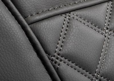 Fotel masujący Massaggio Stravagante 2 - jakość wykonania