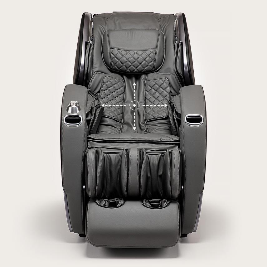 Fotel masujący Massaggio Stravagante 2 - masaż 3D