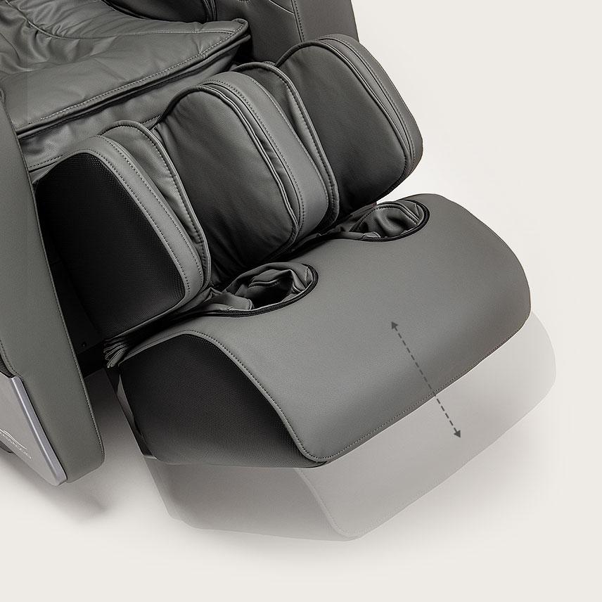 Fotel masujący Massaggio Stravagante 2 - masaż nóg
