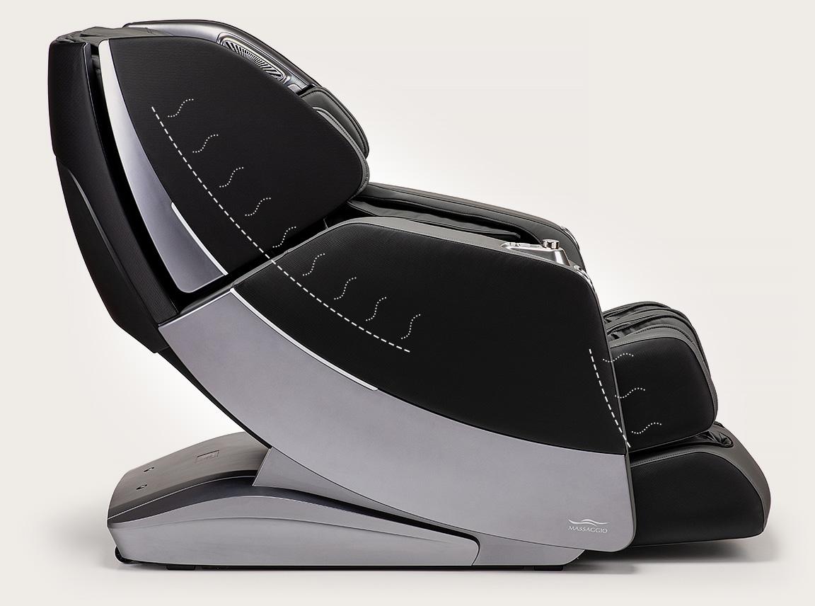 Fotel masujący Massaggio Stravagante 2 - ogrzewanie