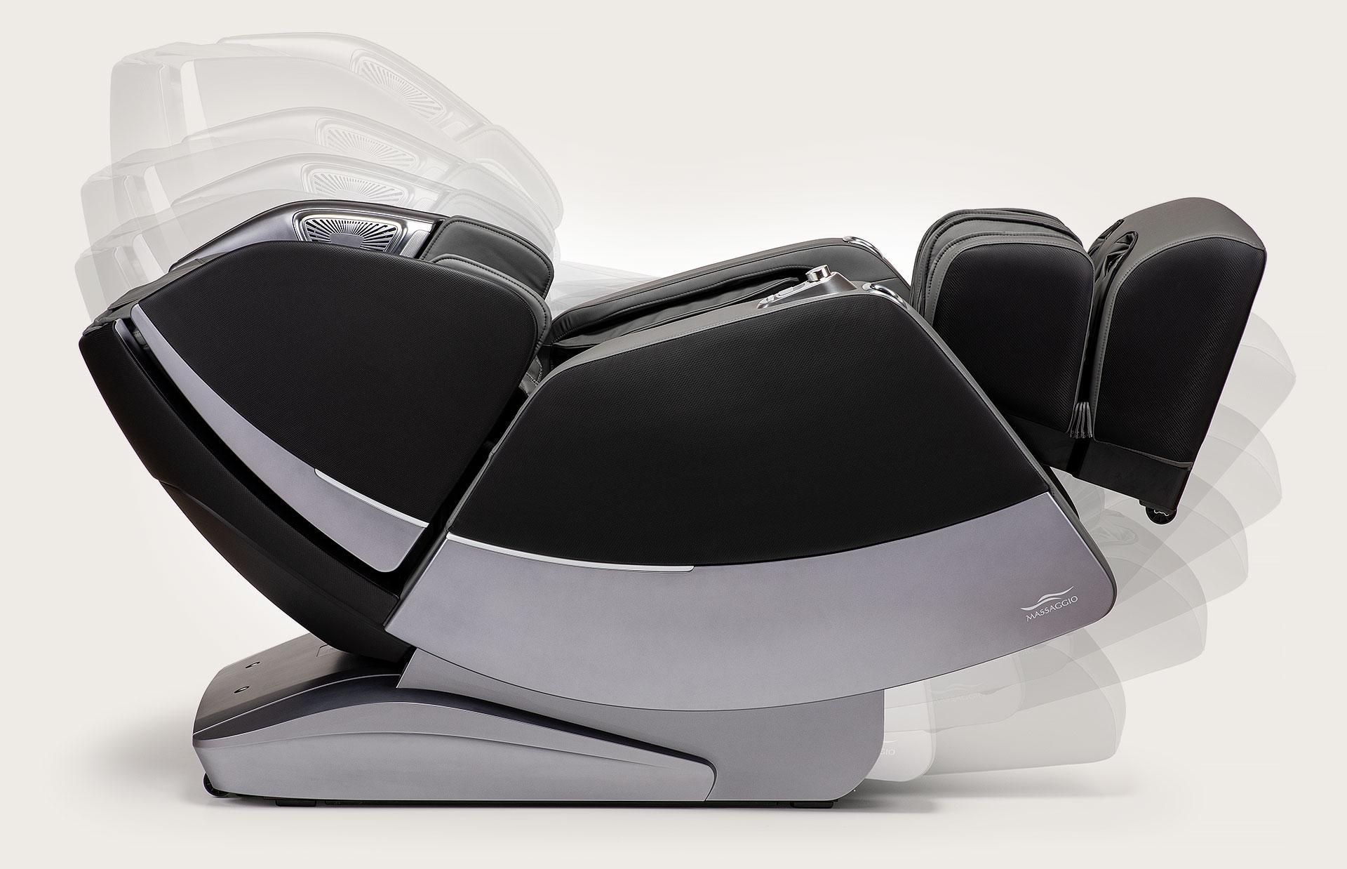 Fotel masujący Massaggio Stravagante 2 - pozycje