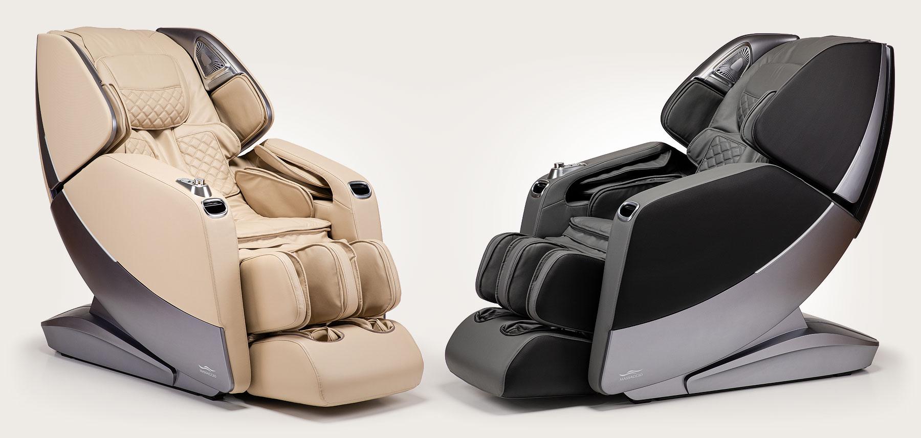 Fotel masujący Massaggio Stravagante 2 - kolory