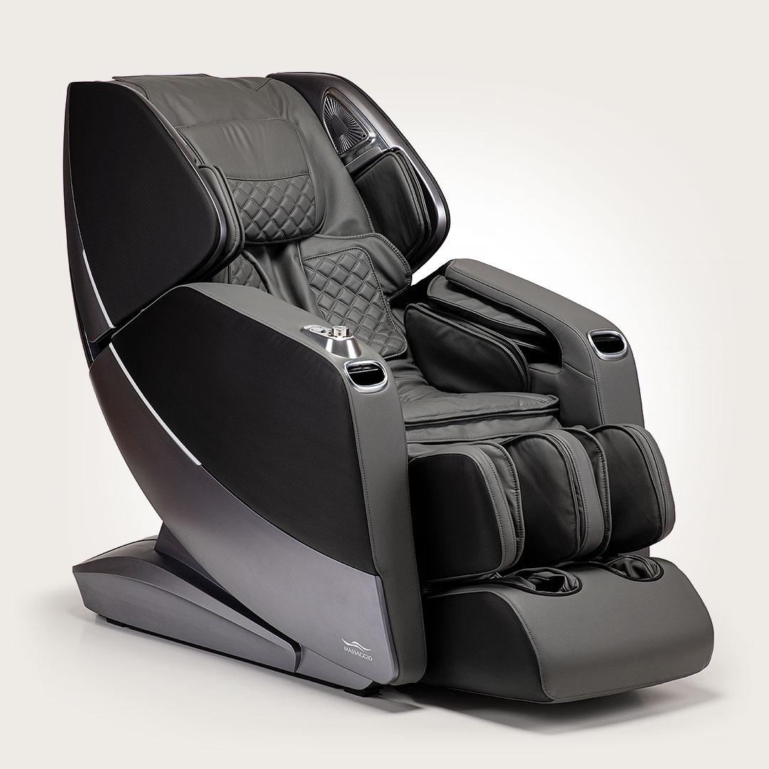 Fotel masujący Massaggio Stravagante 2 grafitowy